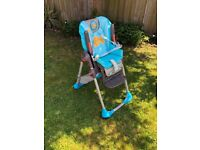 Chicco Polly babies high chair