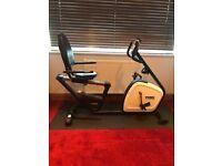 York Fitness recumbent exercise bike