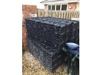 Soak away drainage crates new