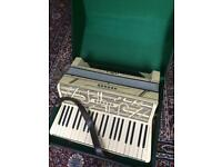 Hohner Verde III Accordion