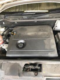 Skoda Fabia 1.4 petrol manual engine - complete