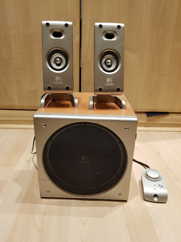 3ce86c88b10 Logitech Z3 2.1 Speaker Set | in Newham, London | Gumtree