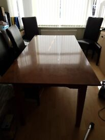 Mark Webster dining table