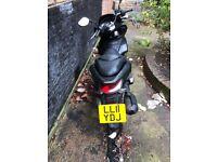 Honda Pcx 125cc Black