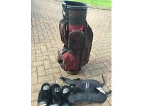 Amazing Set of Complete Golf Clubs