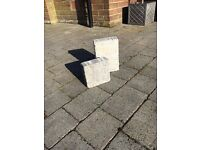 Marshalls Driveset Tegula Block Paving Stones - New, Never used £1 per brick