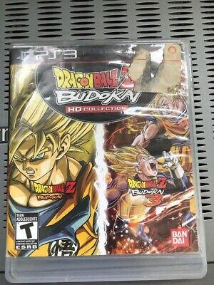 Dragon Ball Z: Budokai HD Collection - Sony PlayStation 3