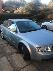 AUDI A4 1.9TDI SE 115BHP MUST SELL THIS WEEK DUE TO NEW CAR ARRIVING