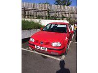 VW Golf Mk4 1.6 Petrol For Sale £900 ONO
