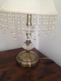 Laura Ashley touch lamp
