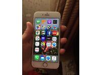 iPhone 6s gold unlocked 64g full working