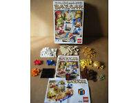"Lego ""ORIENT BAZAAR"" family trading board game 3849. Complete."