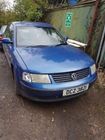 1999 VW PASSAT 1.9 TDI BREAKING FOR PARTS