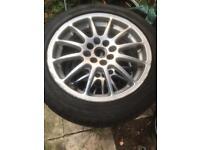Alloy wheels x 4
