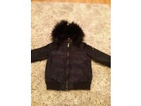 Boys River Island coat 7/8yrs