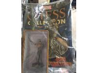 Marvel chess figures