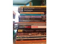 25 books - regeneration and social policy