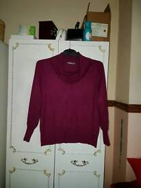 3x Bundle of bnwot jumpers. Size 16