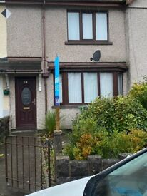 £850 PCM 2 bedroom, Modern House,Channel View Road,Grangetown/Cardiff Bay,Cardiff,CF11 7EP.