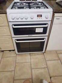 Hotpoint gas cooker 60cm