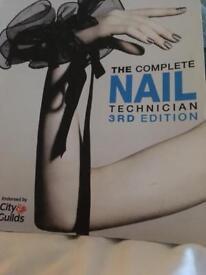Complete nail technician book