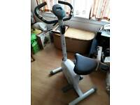 Exercise bike Relisted due to endless timewasters