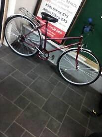 Good Condition Retro Raleigh Prelude Road Bike