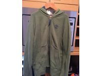 Timberland Boys Hoody (Green) aged 10/12