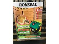 RONSEAL PAINT SPAYER