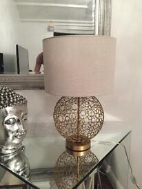 Large lamp from next