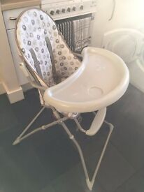 Redkite Folding High Chair Baby Seat