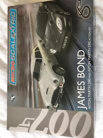 James Bond Micro Scalextric