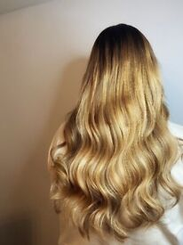 Mobile Hair Extension Specialist Scotland