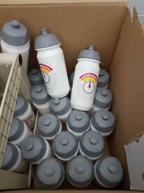 BRAND NEW 20+ Plastic Reusable Water Bottles