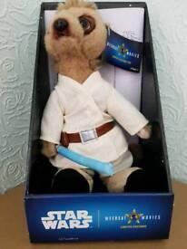 Aleksander as Luke Skywalker