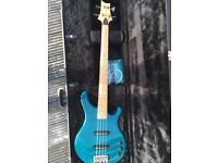 PAUL REED SMITH PRS USA BASS GUITAR RARE