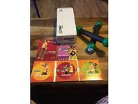 Zumba Fitness DVD Exercise Kit