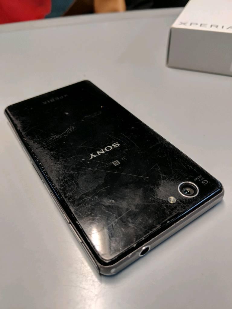 Sony experia Z1 Copmact