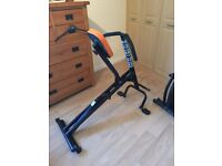 Ab crunch machine, 6 months old , as new , cash on collection