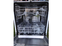 Integrated Dishwasher supplied by Grahams Kitchens.