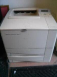 Laserjet 4050T Printer
