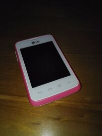 LG L20 Android smart phone