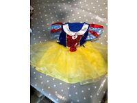 Baby girl Snow White costume 6-9 months