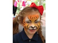 Face Painting at your Summer Event, or Private Party - Face Painter with more than 10y experience