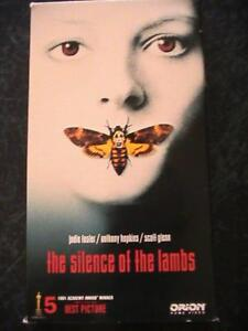 Silence of The Lambs (VHS Tape, $6.95 or Free)