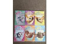 6 books -The Owls of blossom Hill