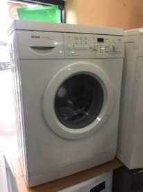 Bosch washing machine for sale warranty included Can fit into really small kitchens SALE ON TODAY