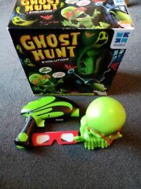 Ghost Hunt evolution shooting game