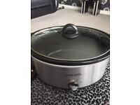 Crockpot 6.5L Slow Cooker