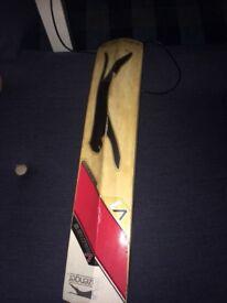 Slazenger cricket bat never used